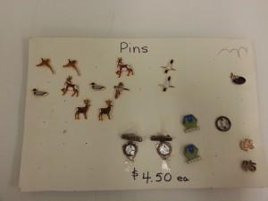Merch - Pins